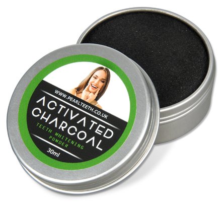 Activated charcoal pot